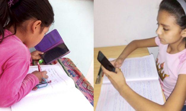 Misión Jesuita: Smartphones llegaron a escuelas rurales en Arequipa