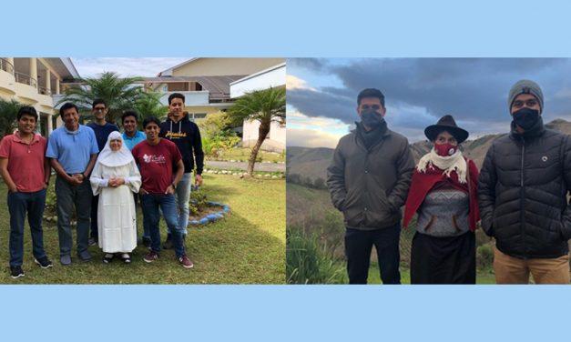 Noviciado Regional de Quito (Ecuador): experiencias de inserción