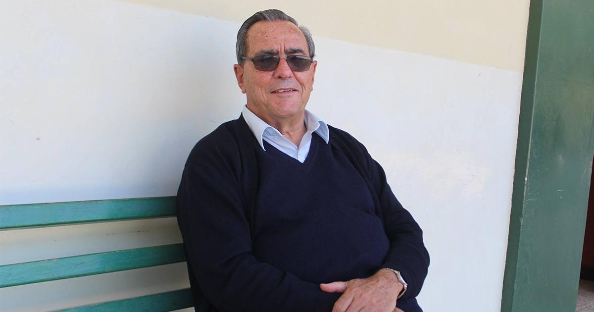 Hno. Florentino Dorado SJ, en la Casa del Padre