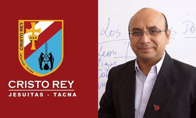 Nuevo Director del Colegio Cristo Rey  de Tacna