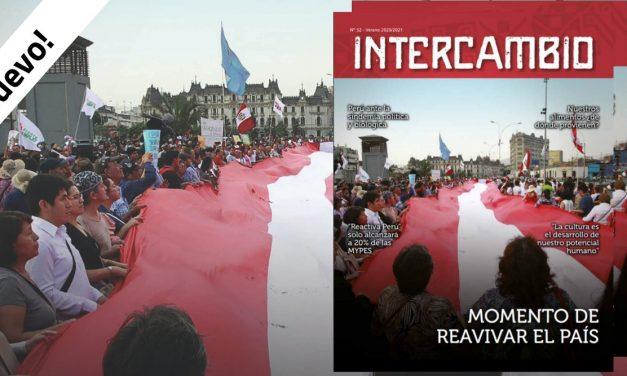 Revista Intercambio: edición Nº 52