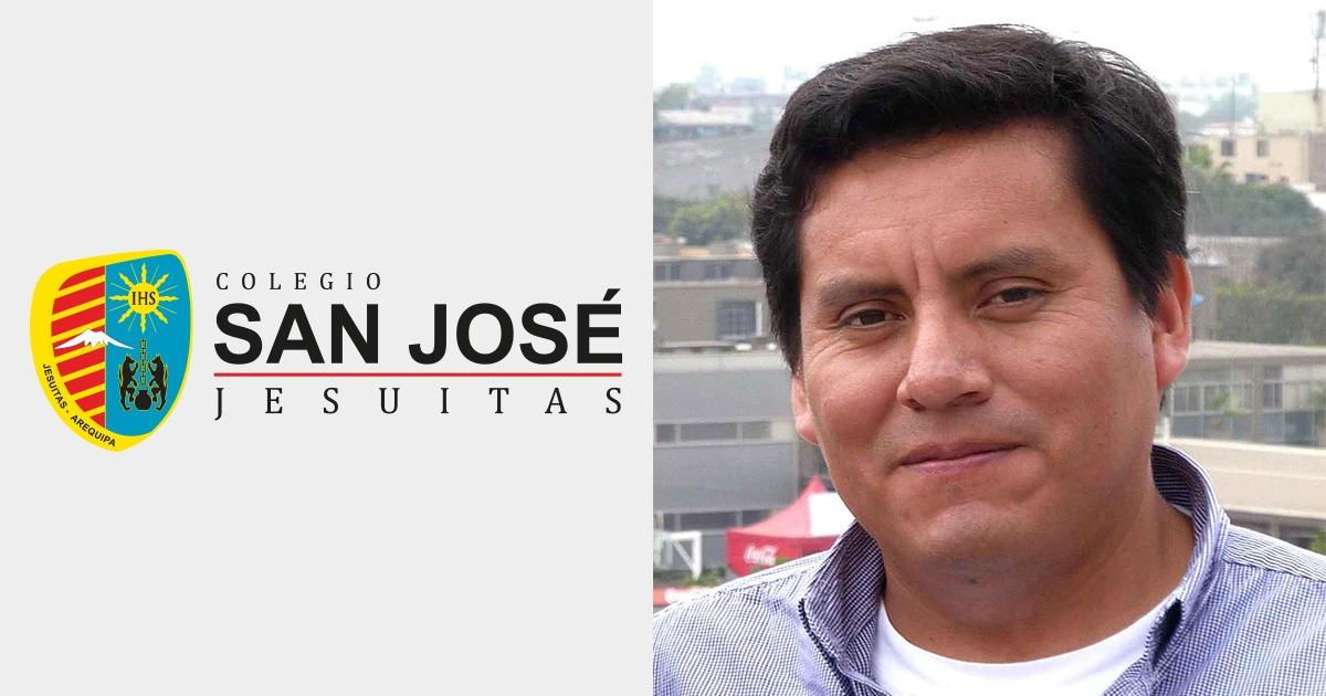 Nuevo Director del Colegio San José de Arequipa