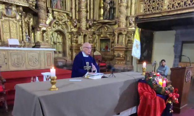 Misas online por Nochebuena y Navidad en parroquias, templos y colegios jesuitas