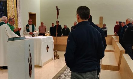 Consejo Ampliado del Padre General reflexionó sobre la pobreza religiosa
