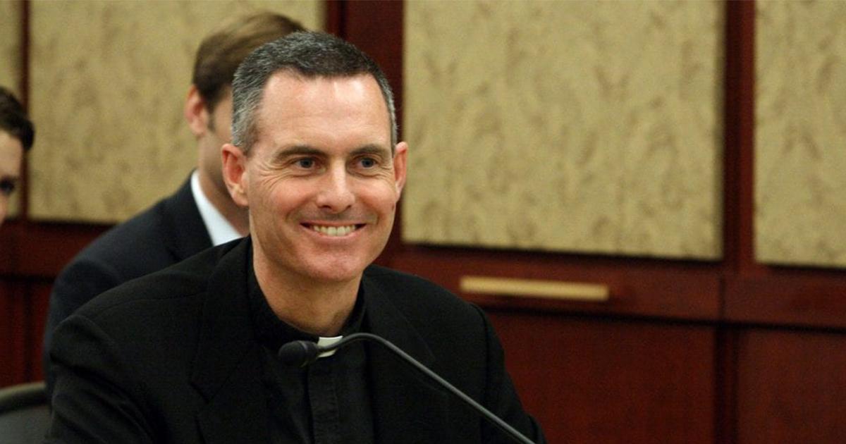 Nuevo Provincial de los Jesuitas del Oeste de los Estados Unidos