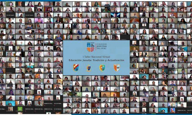 """I Taller Nacional Virtual """"Educación Jesuita: Tradición y Actualización"""""""