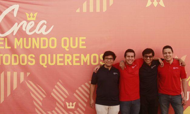 Cuatro jóvenes peruanos son admitidos a la Compañía de Jesús