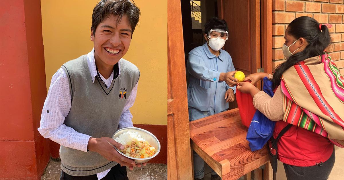Misión Jesuita: ayudemos a los comedores parroquiales de Quispicanchi