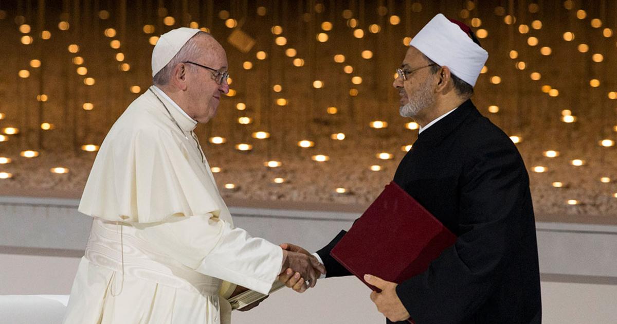 El Papa Francisco inspira el Día Internacional de la Fraternidad humana