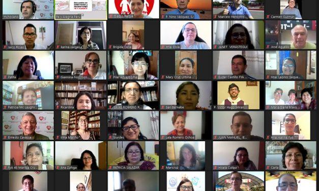 Encuentro Nacional de Directores y Promotores Fe y Alegría 2021