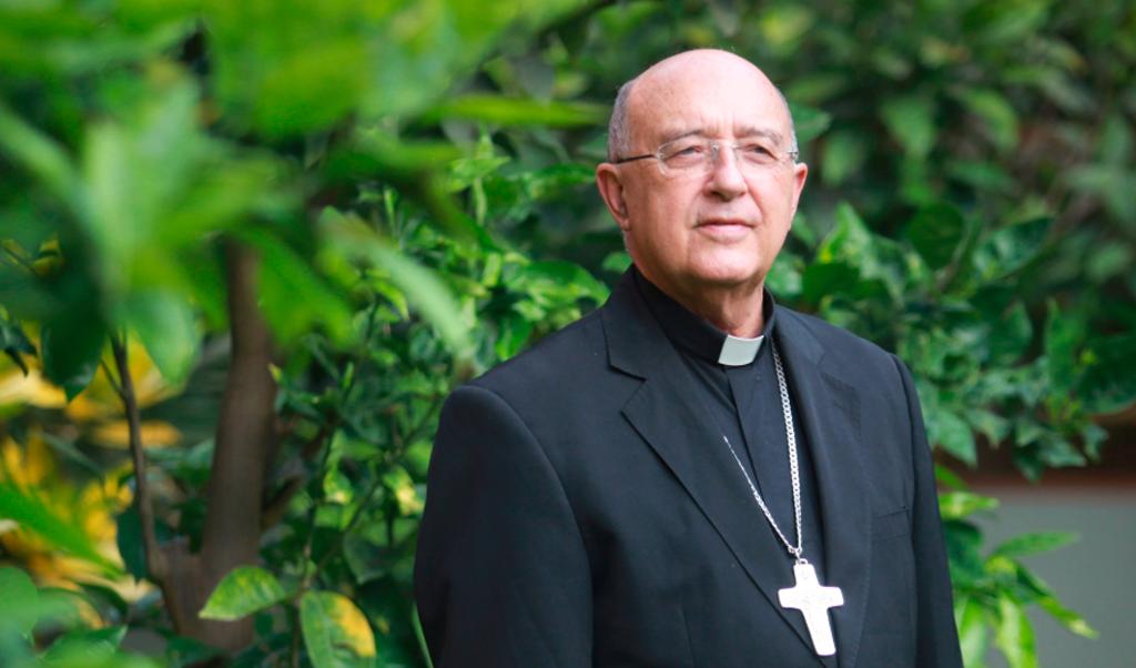 """Cardenal Barreto invita unirse a campaña """"El grito de la Selva, Voces de la Amazonía"""""""