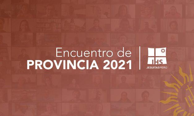 Compañía de Jesús en el Perú celebró su Encuentro Anual 2021
