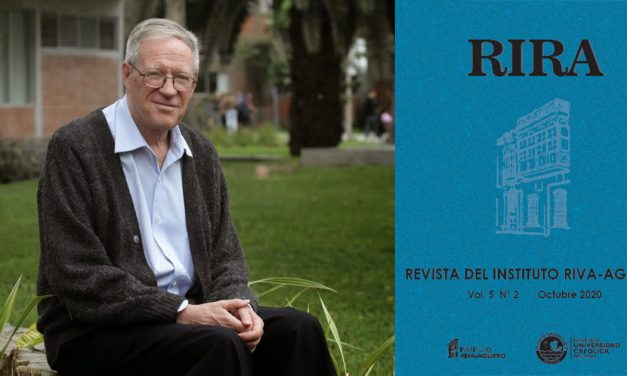 Homenaje al P. Jeffrey Klaiber SJ en revista del Instituto Riva-Agüero