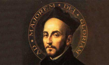 """Primera edición en castellano de la """"Vida de Ignacio de Loyola"""""""