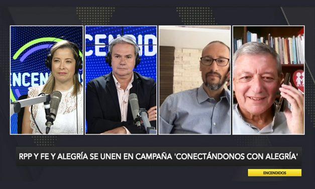 Fe y Alegría y Grupo RPP se unen en campaña Conectándonos con Alegría