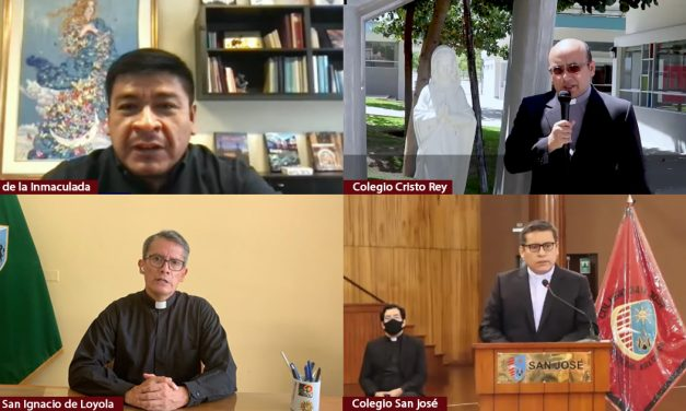 Inicio del año escolar en los Colegios Jesuitas del Perú