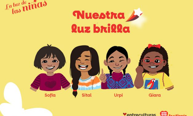"""Fe y Alegría lanza campaña """"Nuestra luz brilla"""""""