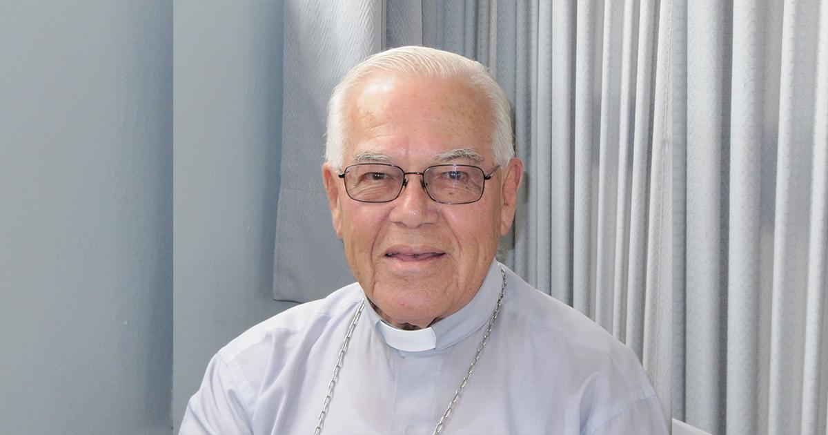 Mons. Luis Bambarén SJ, en la Casa del Padre