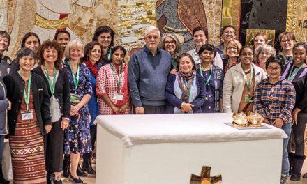 8 de marzo: también para los jesuitas es el Día de la Mujer