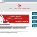 Fe y Alegría renueva web de Recursos Pedagógicos para docentes