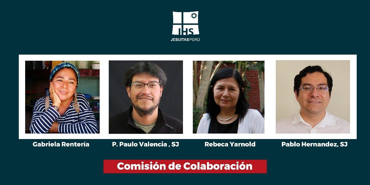 Nueva Comisión de Colaboración de la Provincia jesuita peruana