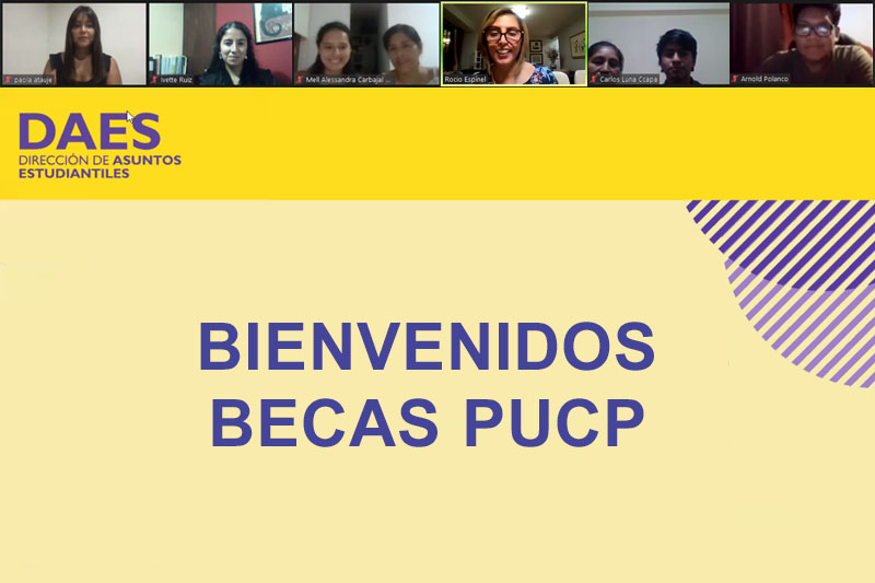 Estudiantes de Fe y Alegría logran Becas PUCP 2021