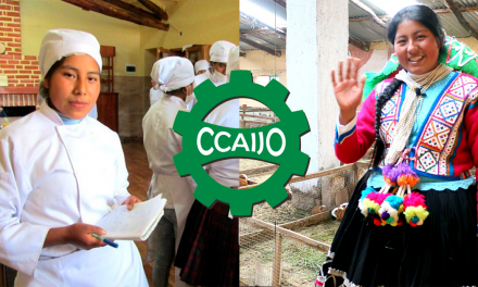CCAIJO promueve el empoderamiento político de la mujer en Quispicanchi