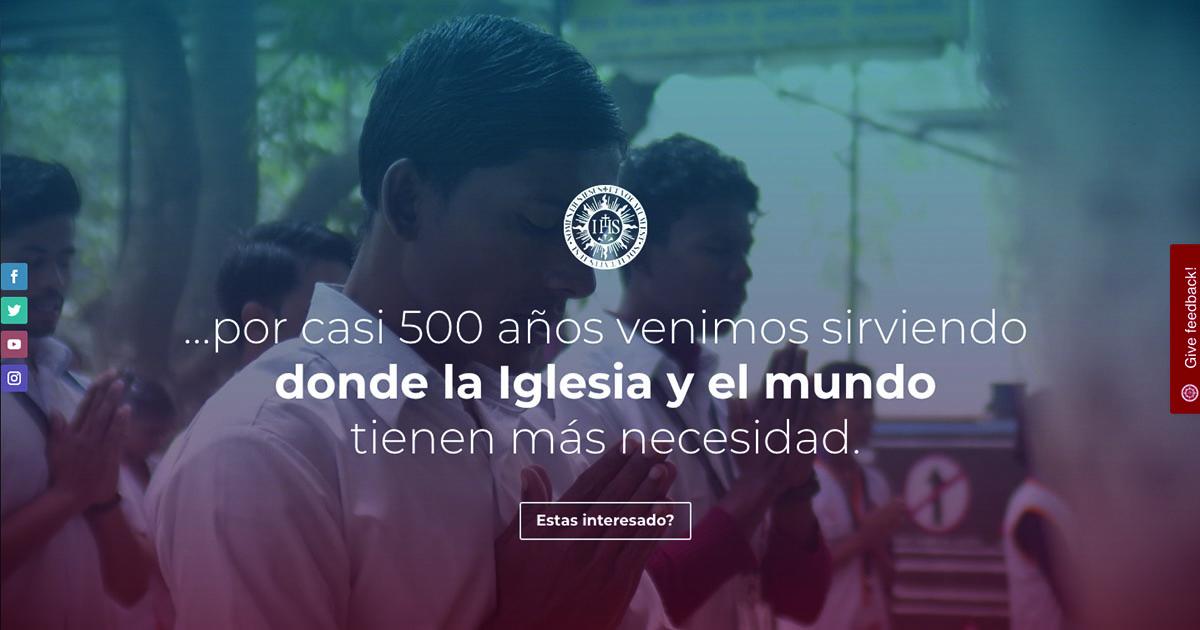 """""""Los jesuitas de cada día"""": nueva campaña de sensibilización vocacional"""