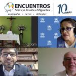 Encuentros SJM Perú celebró 10 años de vida institucional
