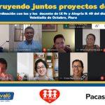 Cutivalú y Cementos Pacasmayo comprometidos con la educación