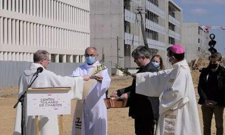 "Jesuitas Francia: Futuro Centro ""Teilhard de Chardin"""