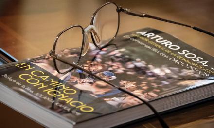 """""""En camino con Ignacio"""" nuevo libro del Superior General de los jesuitas"""