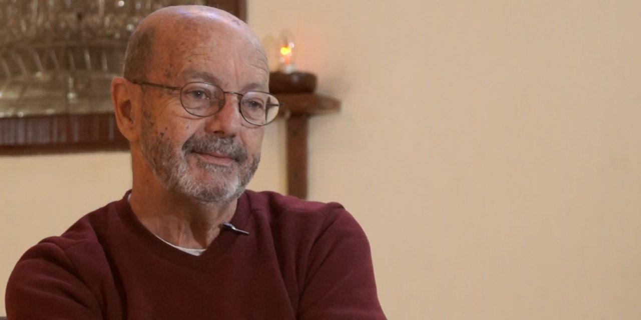 """Padre Chiqui participa de charla """"Testimonio sobre la construcción de ciudadanía"""""""