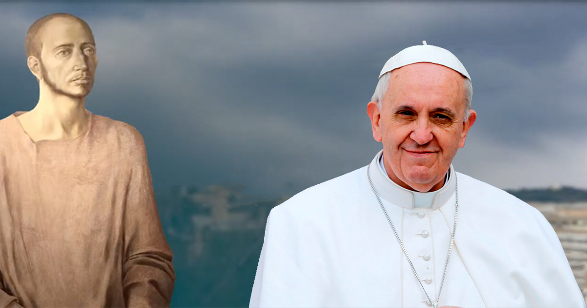 """Papa Francisco: """"El sueño de Dios para Ignacio no se centraba en Ignacio. Se trataba de ayudar a las almas"""""""