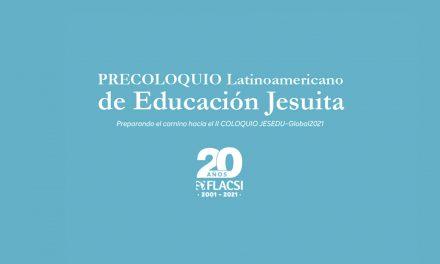 Precoloquio Latinoamericano de Educación Jesuita