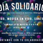 """Colegio de la Inmaculada invita al """"Día solidario"""""""