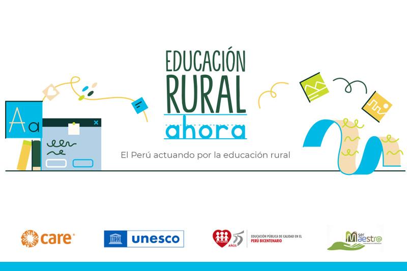 Organizaciones aliadas por la Educación Rural