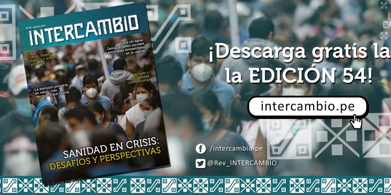 Revista Intercambio N° 54