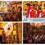CUSCO: EUCARISTÍA en honor al Señor de Qoyllurit'i
