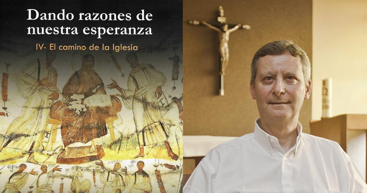 Presentación de nuevo libro del P. Gerardo Aste SJ