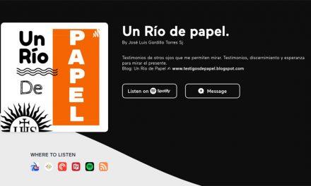 Escucha el Podcast del P. José Luis Gordillo SJ por el Año Ignaciano