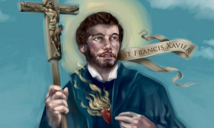 Francisco Javier también tuvo su propio camino de conversión