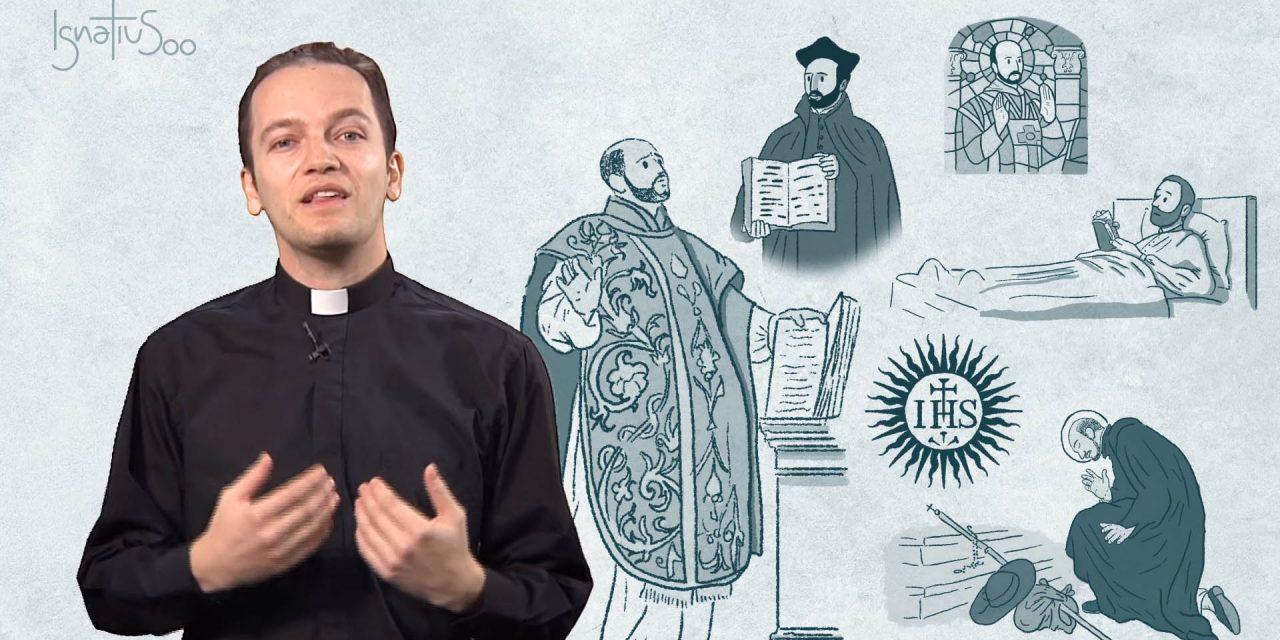Serie de videos para conocer a San Ignacio de Loyola