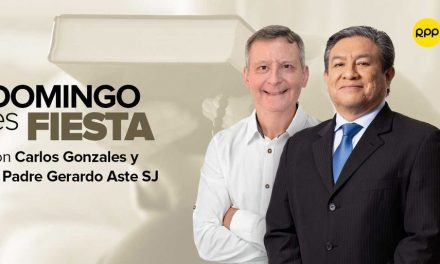 P. Gerardo Aste SJ asume programa en rpp noticias