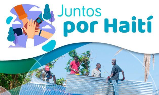 """Iglesia Latinoamericana y Caribeña presenta su campaña """"Juntos por Haití"""""""