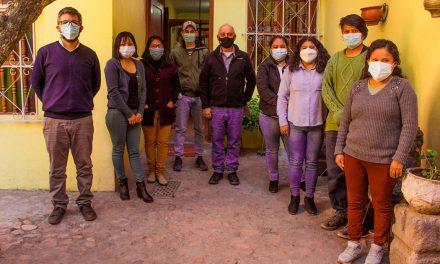 Superior Provincial visitó la Plataforma Jesuita de Ayacucho