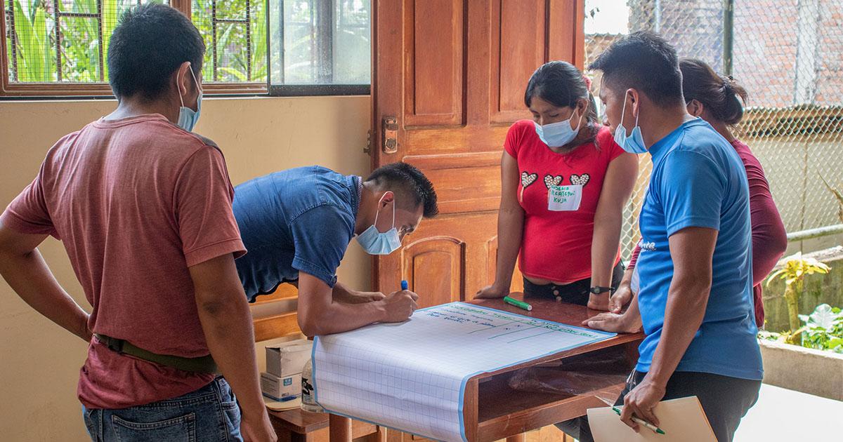 SAIPE brindó taller de fortalecimiento de capacidades empresariales