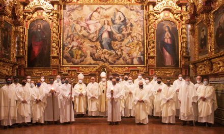 Frank Gutierrez SJ fue ordenado sacerdote en la Fiesta de San Ignacio