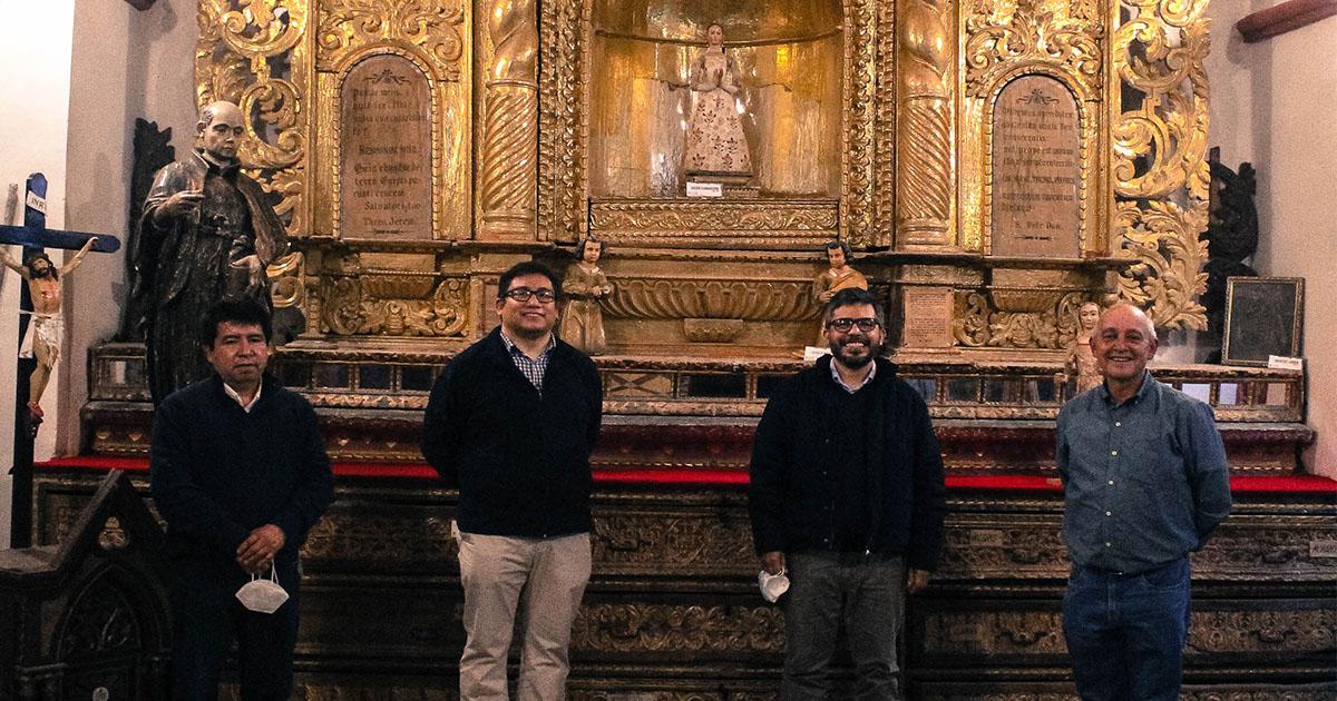 Ayacucho: inauguran sala de exposición en el Templo de la Compañía