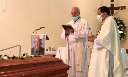 Así despedimos al P. Juan Sima, un hombre de barro en las manos de Dios